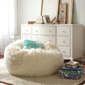 кресло пуф для детской фото дизайна