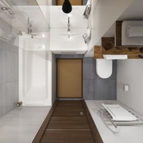 квартира студия 30 кв метров обзор