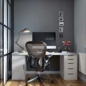 квартира студия площадью 27 кв м идеи интерьера