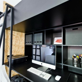 квартира студия площадью 27 кв м фото оформления