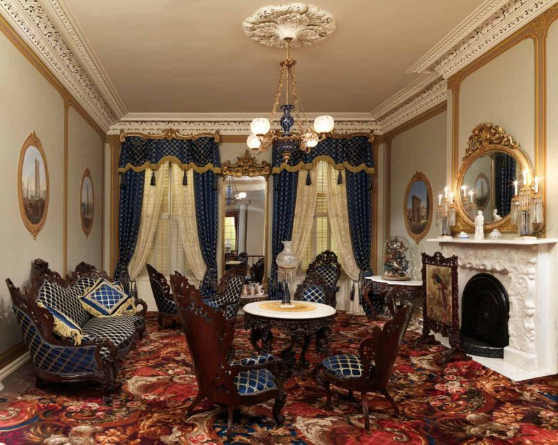 квартира в стиле барокко дизайн интерьера