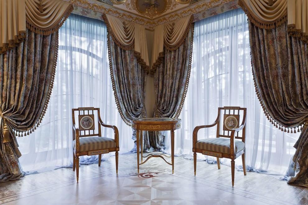 лоджия в стиле барокко