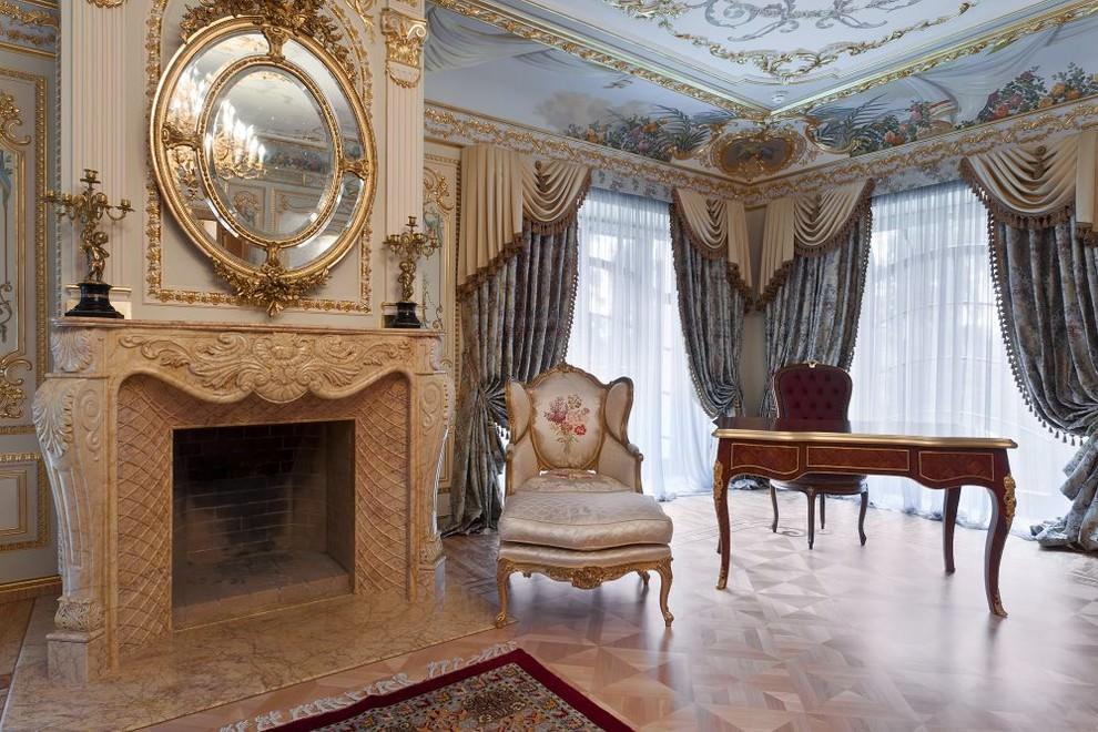 стол в стиле барокко