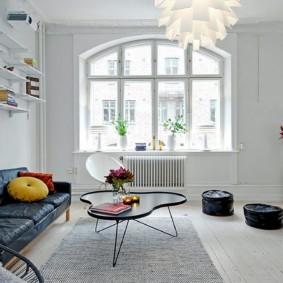квартира в светлых тонах и современном стиле фото варианты