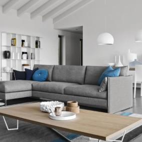 квартира в светлых тонах и современном стиле идеи варианты