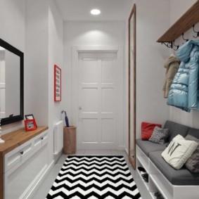 квартира в светлых тонах и современном стиле идеи дизайн