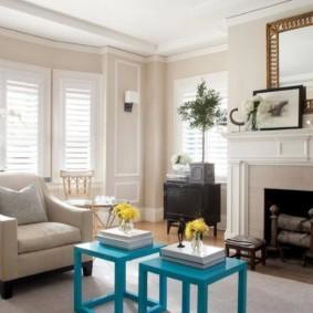 квартира в светлых тонах и современном стиле фото декор