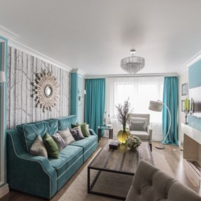 квартира в светлых тонах и современном стиле фото декора