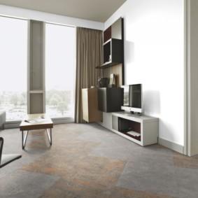 линолеум для спальной комнаты виды дизайна