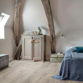 линолеум для спальной комнаты идеи