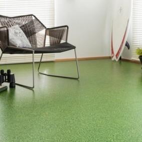 линолеум для спальной комнаты идеи дизайн