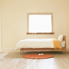 линолеум для спальной комнаты фото декор