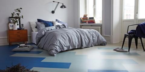 линолеум для спальной комнаты