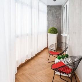 линолеум в квартире декор фото