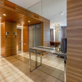 линолеум в квартире фото интерьера