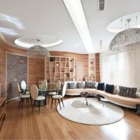 линолеум в квартире идеи оформления