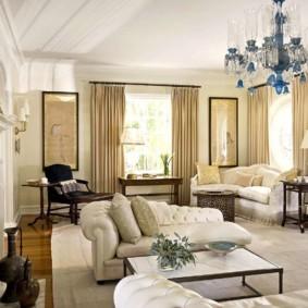 люстры для гостиной комнаты фото интерьера