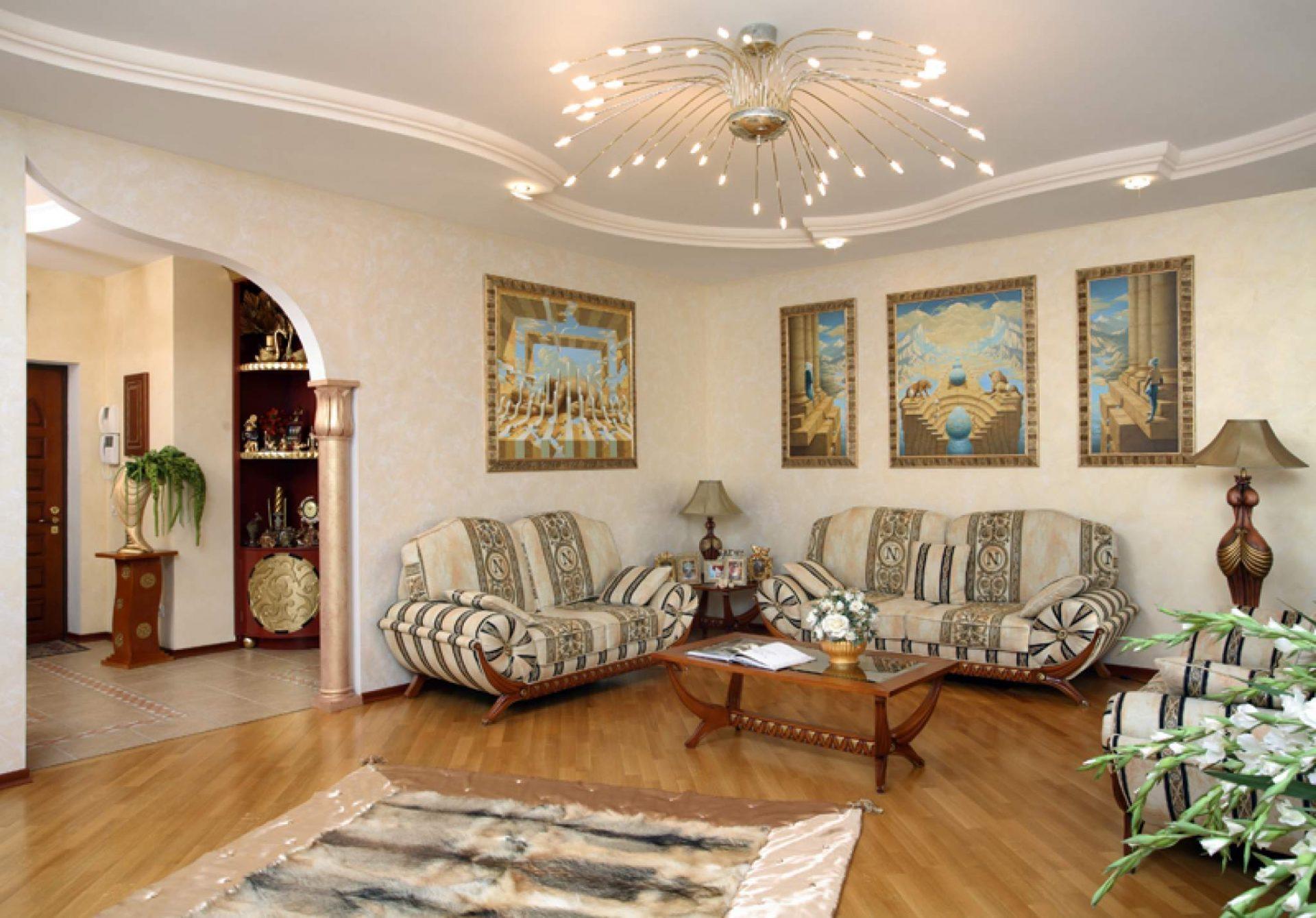 люстры для гостиной комнаты фото идеи