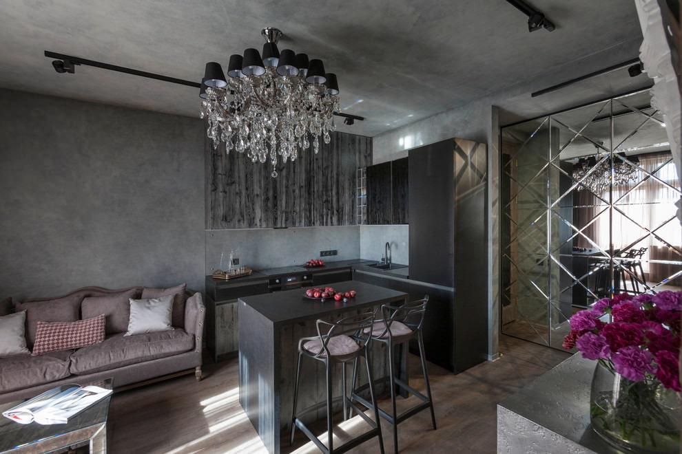 люстры для гостиной комнаты готика