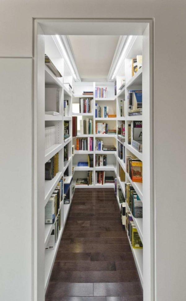 маленькая кладовка библиотека