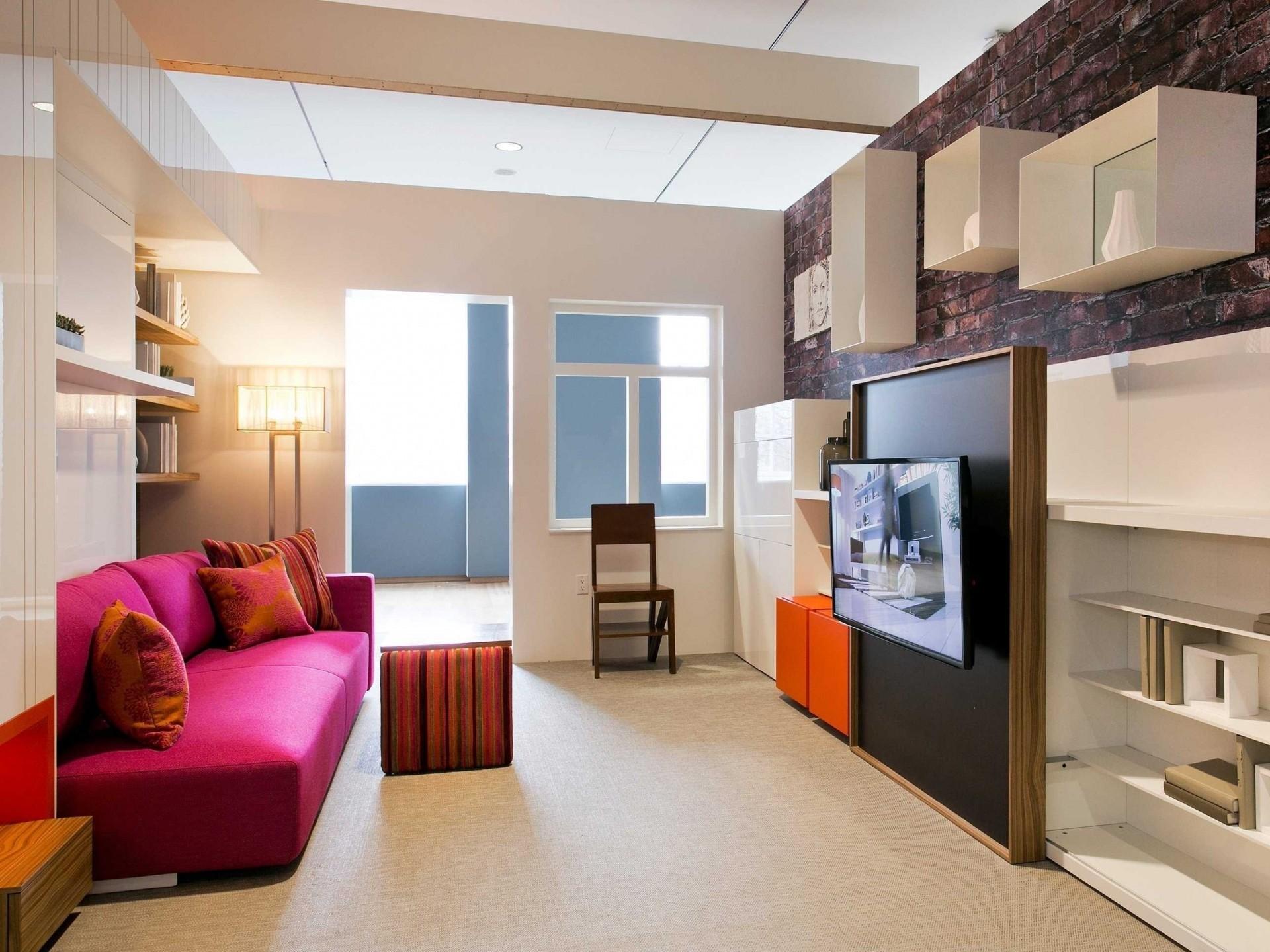 модульная мебель в квартире