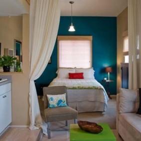 однокомнатная квартира для семьи с ребенком варианты фото