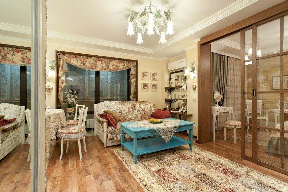 Уютная квартира в стиле прованс