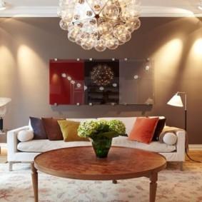 освещение комнат в квартире декор