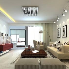 освещение комнат в квартире идеи интерьер