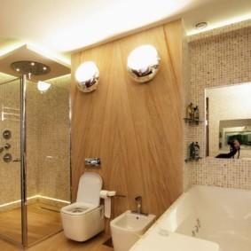 освещение комнат в квартире варианты фото