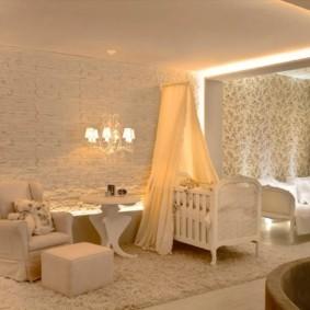 освещение комнат в квартире виды