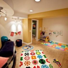 освещение комнат в квартире виды идеи