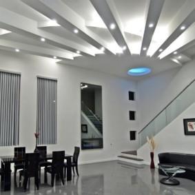 освещение комнат в квартире идеи виды