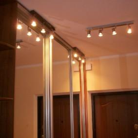освещение комнат в квартире дизайн