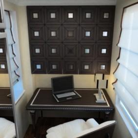 отделка балкона в квартире фото