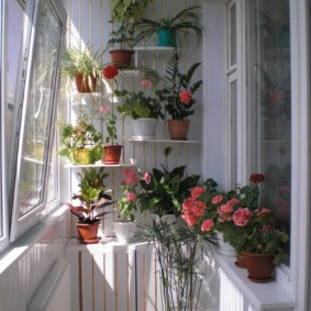 отделка балкона в квартире идеи