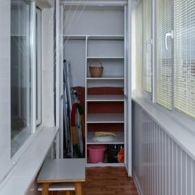 отделка балкона в квартире фото оформление