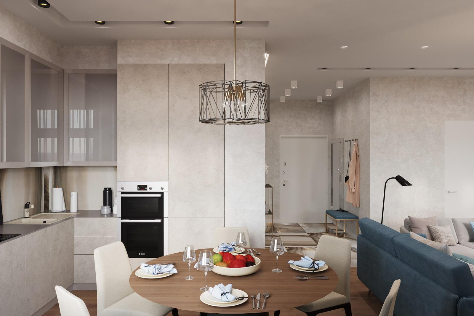 перепланировка трехкомнатной квартиры идеи