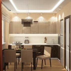 планировка 3-комнатной квартиры брежневки идеи