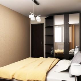 планировка 3-комнатной квартиры брежневки дизайн фото