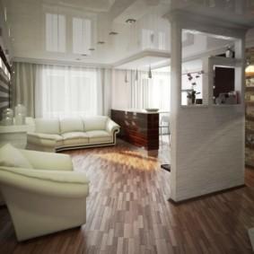 планировка 3-комнатной квартиры брежневки фото дизайн