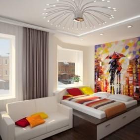 планировка 3-комнатной квартиры брежневки дизайн идеи