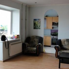 планировка 3-комнатной квартиры брежневки декор