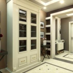 планировка 3-комнатной квартиры брежневки фото декор