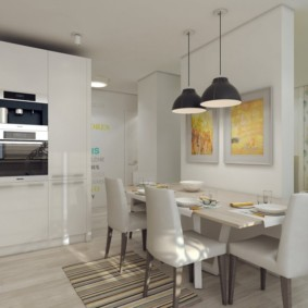 планировка 3-комнатной квартиры брежневки идеи интерьер