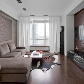 планировка трехкомнатной квартиры идеи