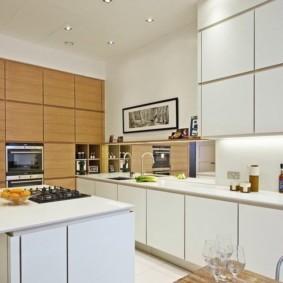 планировка трехкомнатной квартиры интерьер