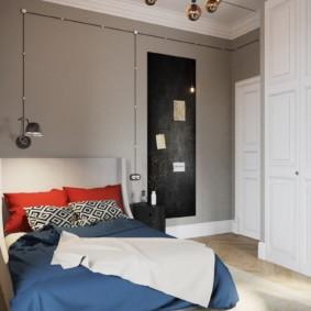 планировка трехкомнатной квартиры идеи интерьер