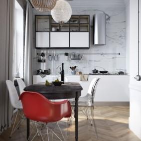 планировка трехкомнатной квартиры оформление