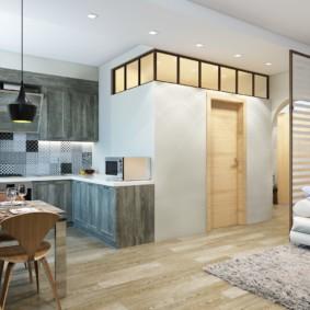 планировка трехкомнатной квартиры оформление фото
